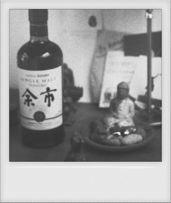 """""""Yohichi"""" : le whisky du motard..."""