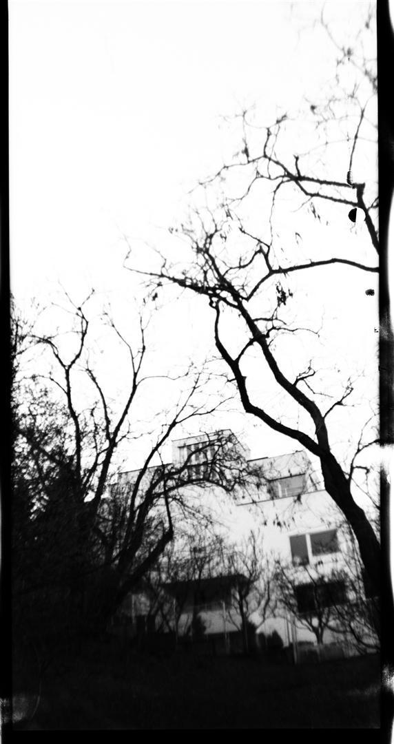 Quartier Baba, Prague. BelAir 6x12 Lomography...