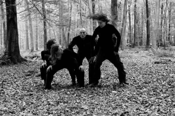 Création Peau de Bête en forêt d'Arcques la Bataille...3