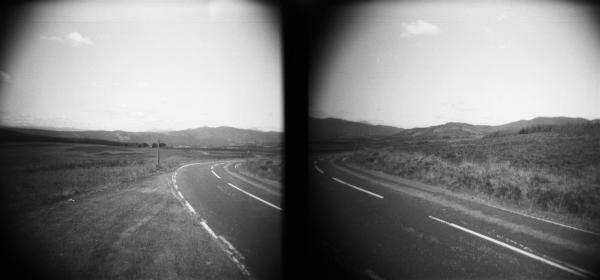 Scotland Summer 2011. Holga 120 /19